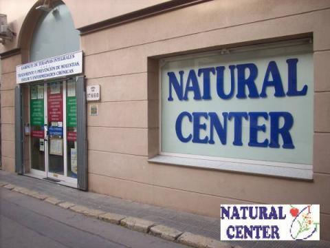 Entrada de Natural Center